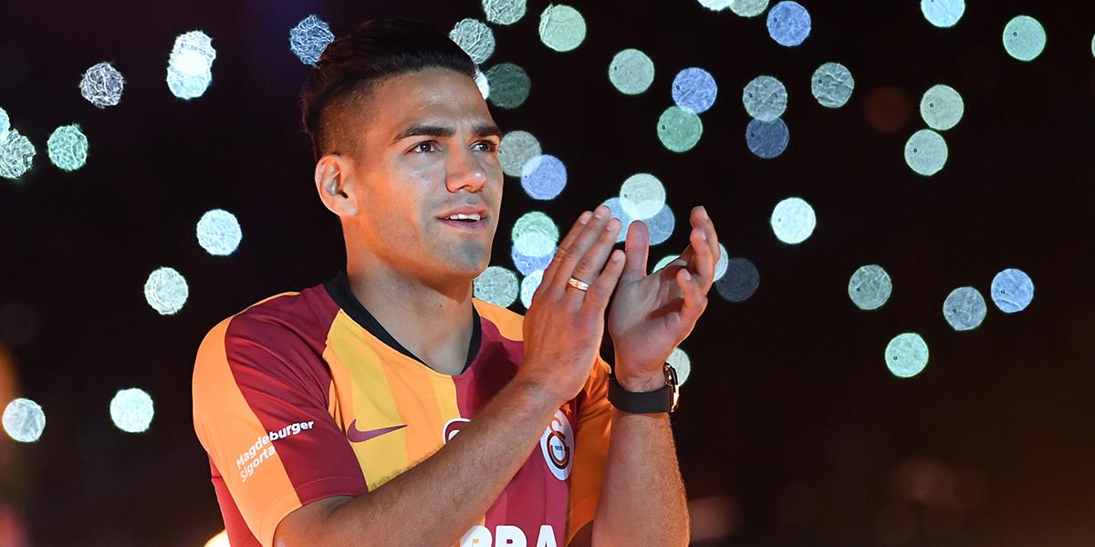 El 'Tigre' Falcao será titular con el Galatasaray en su debut en la Superliga turca