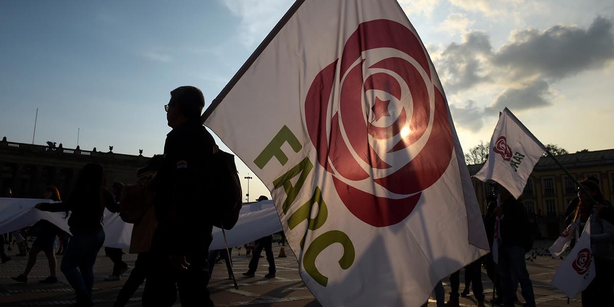 Partido FARC denuncia detención «ilegal» de exguerrillero liberado tras la firma de paz
