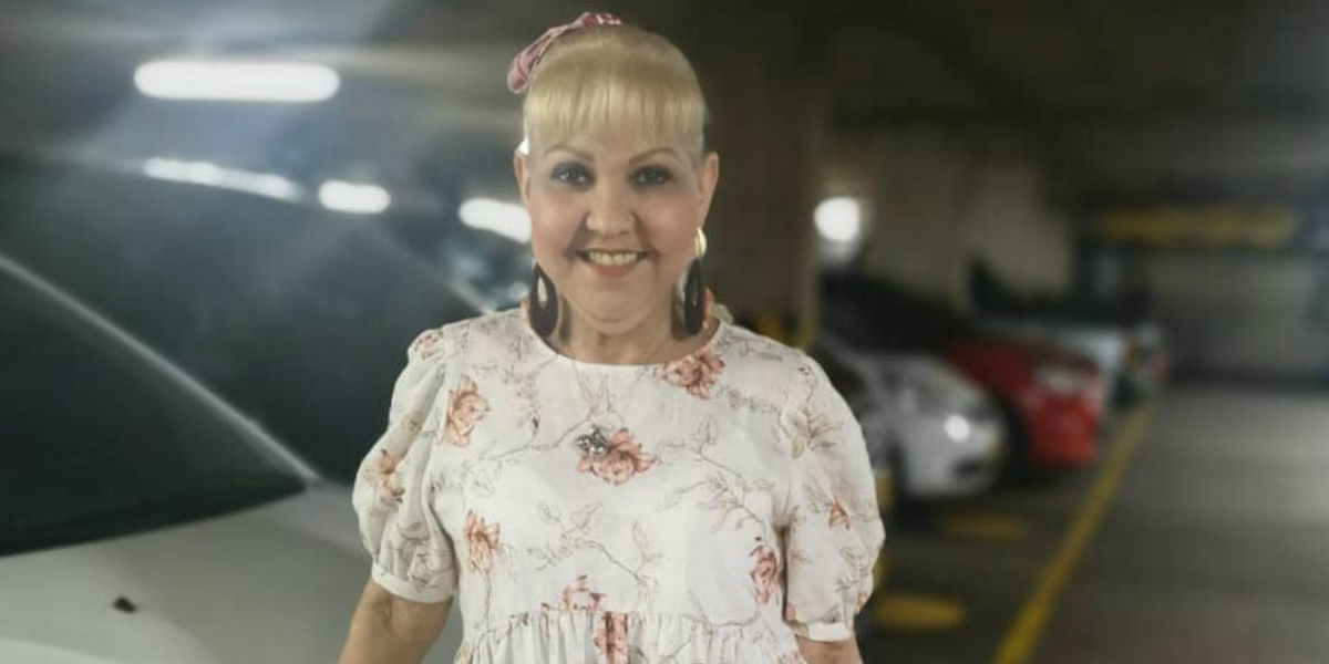 El desagradable 'oso' que pasó la 'Gorda' Fabiola en un ascensor