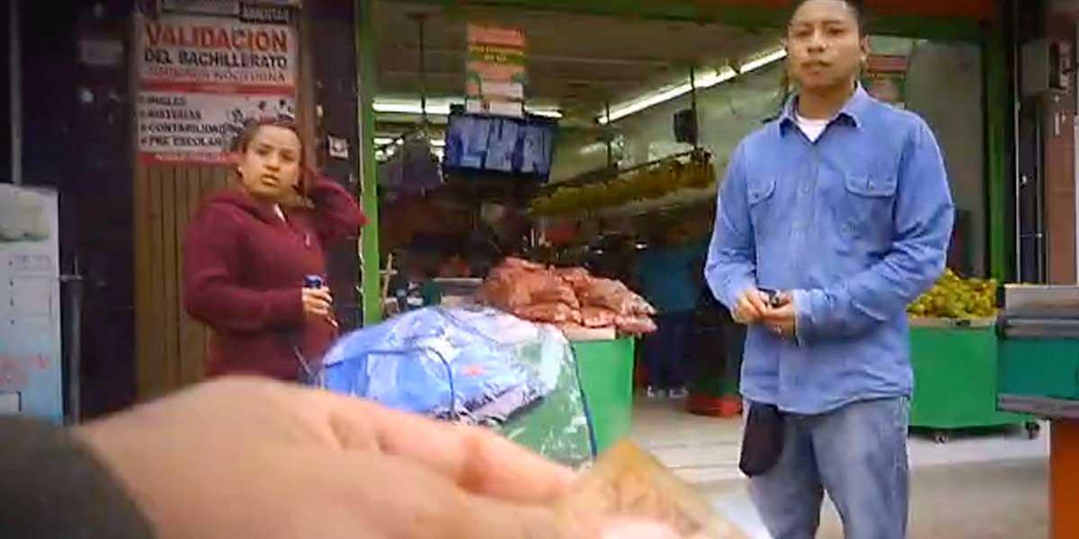 Cayeron 'Los Supercocos' en Soacha: líder de la banda vendía la marihuana con su hija de brazos
