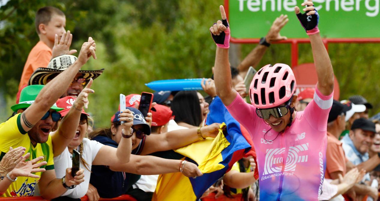 """Sergio Higuita: """"Al final no tenía energías, pero si mis sueños y todo por lo que tanto he luchado"""""""
