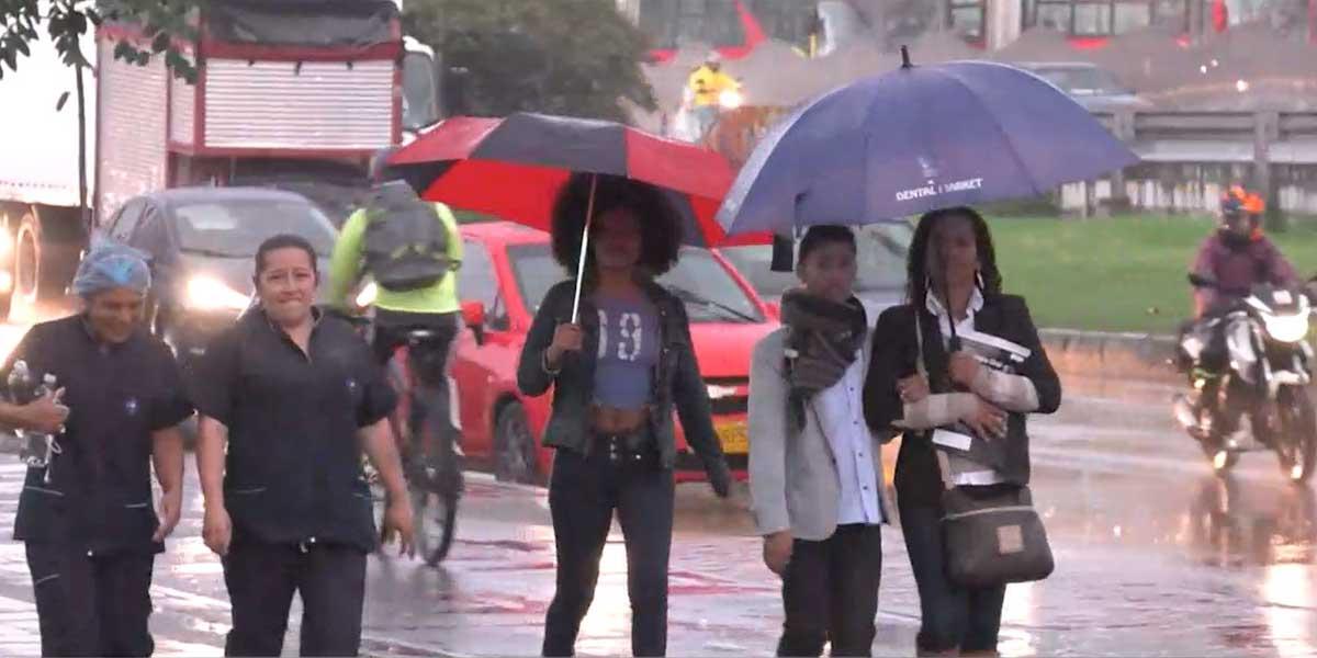 Aliste el paraguas: el Ideam alerta sobre intensas lluvias en el país