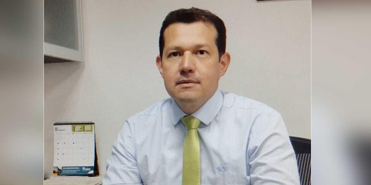 Luis Fernando Perdomo, nuevo vicepresidente de Crédito y Cartera del Banco Agrario