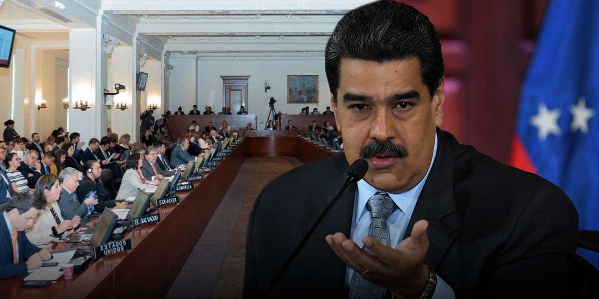 Maduro asegura que el TIAR 'jamás será aplicado' en Venezuela