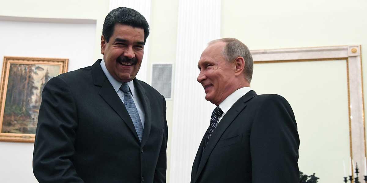 Nicolás Maduro inicia viaje a Rusia para reunirse con Vladimir Putin