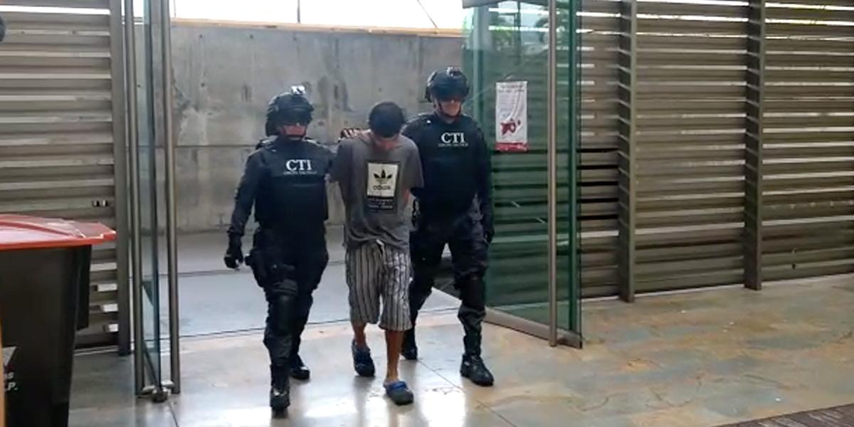 Aberrante: capturado hombre que electrocutaba a su novia embarazada en Medellín