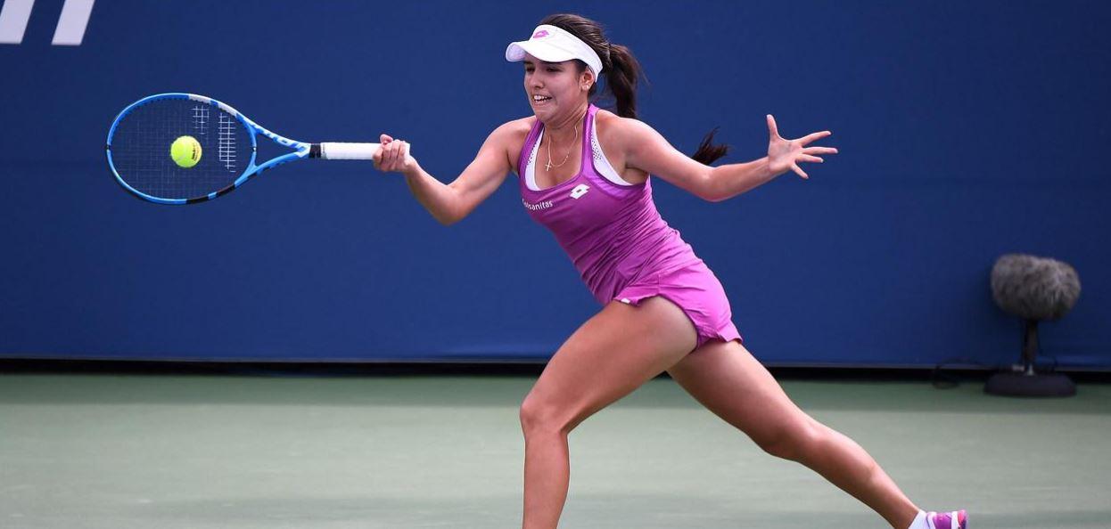 Camila Osorio ganó el US Open Junior y logró el primer título en sencillos para Colombia en Gran Slam