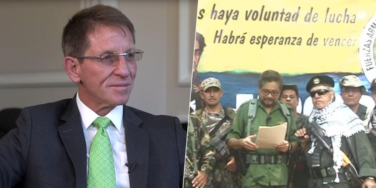 "Emilio Archila tilda como ""fracaso"" llamado de Iván Márquez a retomar las armas"
