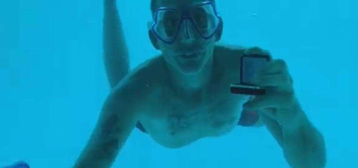 (Video) Hombre le propuso matrimonio a su novia bajo el agua, pero murió ahogado antes de oír la respuesta