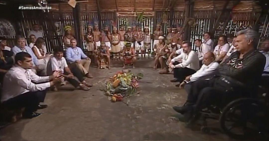 Avanza cumbre presidencial por la Amazonía en Leticia