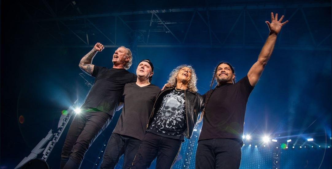 Metallica pospone varios conciertos porque uno de sus integrantes entró (otra vez) a rehabilitación