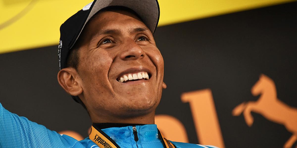 El nuevo equipo de Nairo Quintana confirma su 'fichaje' por 3 años