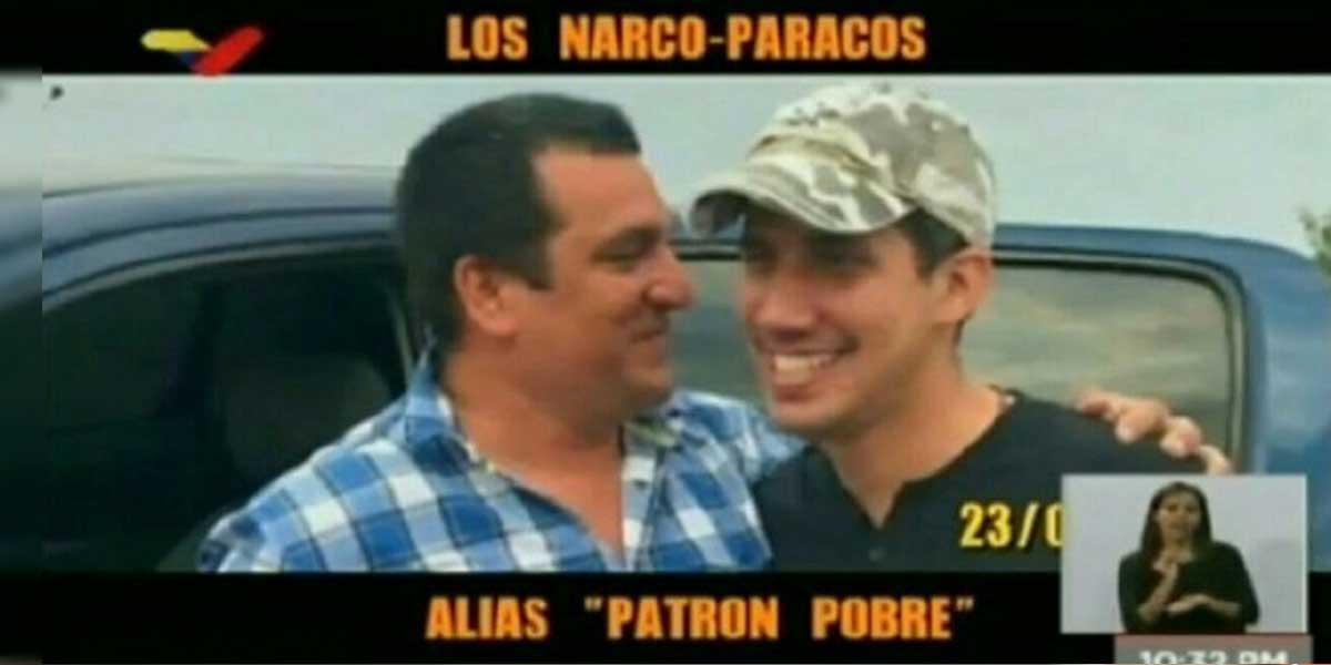 Revelan nuevas fotografías de Juan Guaidó en camioneta conducida por supuesto integrante de 'Los Rastrojos'