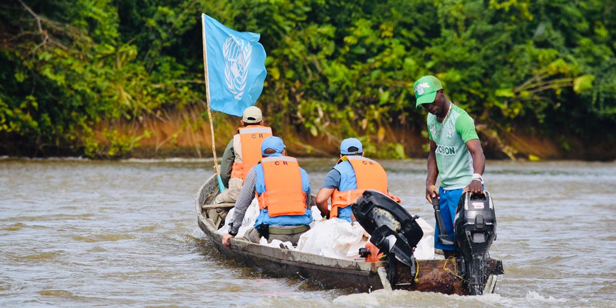 Consejo de Seguridad aprueba nueva prórroga de la Misión de Verificación de la ONU en Colombia