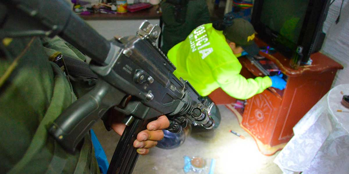 Cayó banda que instrumentalizaba a menores de edad para vender droga en Medellín