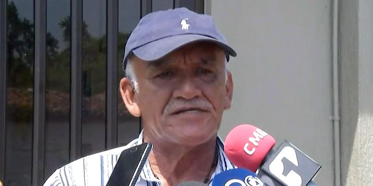 «A mi hija la dejaron sola»: padre de candidata asesinada, Karina García