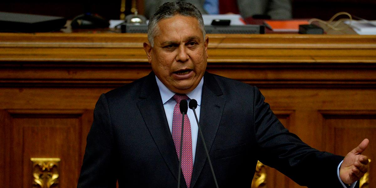 Dirigente chavista amenaza con atacar el Palacio de Nariño, el barrio El Nogal, embalses y refinerías