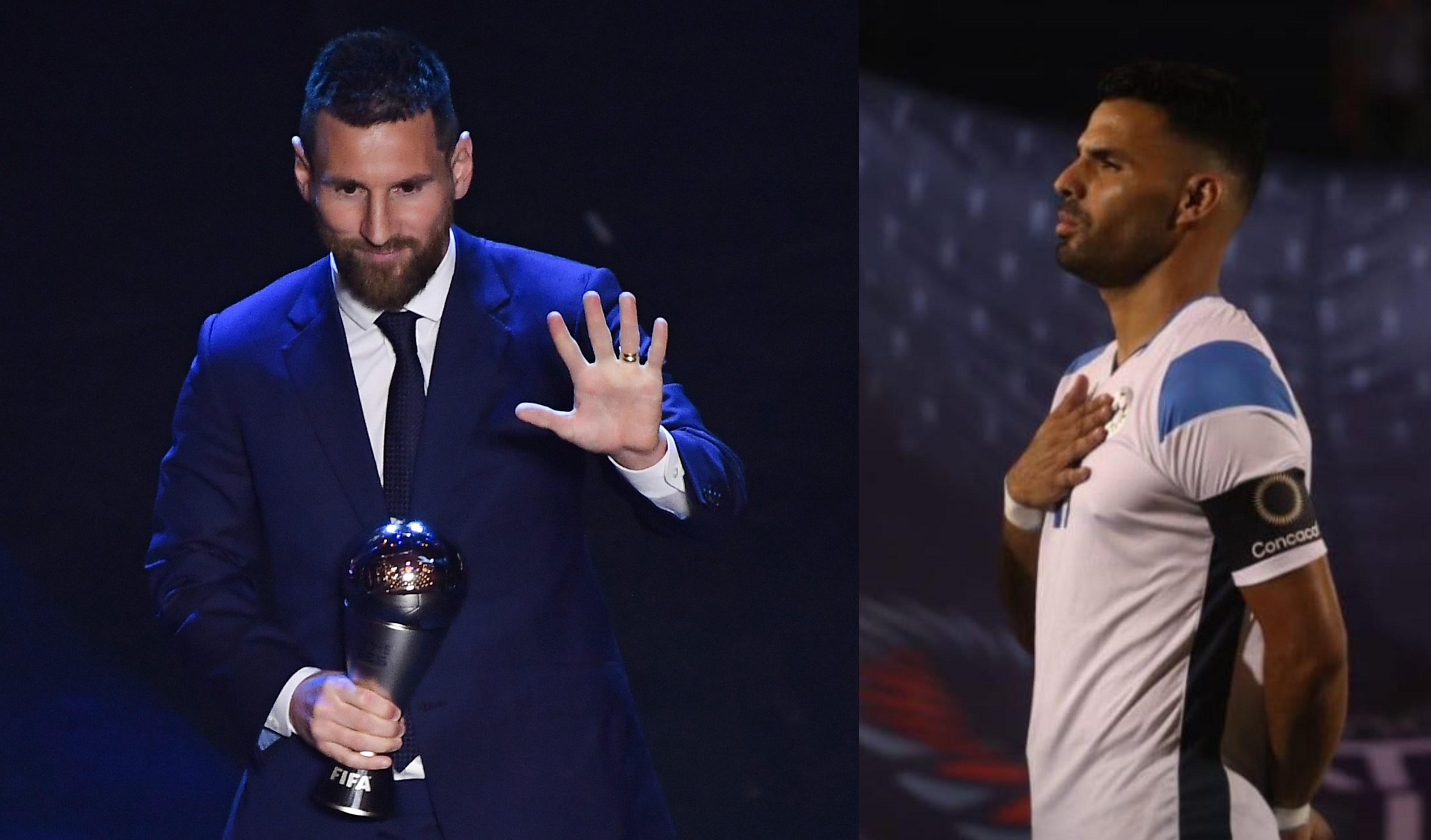 ¡Insólito! Capitán de Nicaragua aseguró que no participó en The Best pero en listado de Fifa dice que votó por Messi