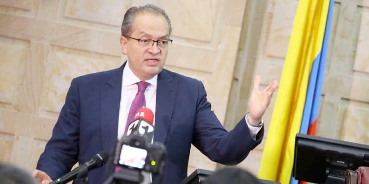 Procurador Carrillo Flórez se defiende de supuesto impedimento en el caso Odebrecht