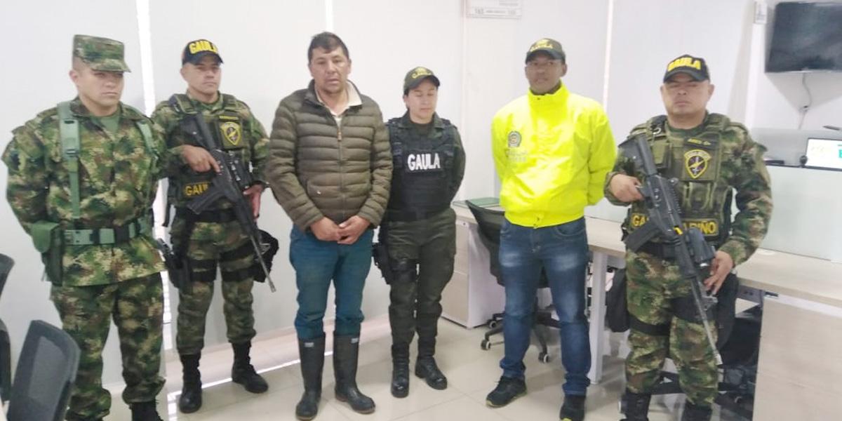 Rescatan a Óscar Lombana, candidato que había sido secuestrado en Nariño