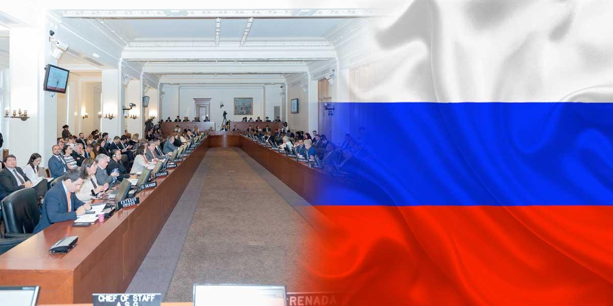 Rusia expresa su alarma por consecuencias de activación del TIAR