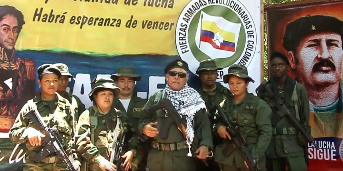 Santrich reaparece pidiendo Constituyente y reafirmando alianza con el ELN