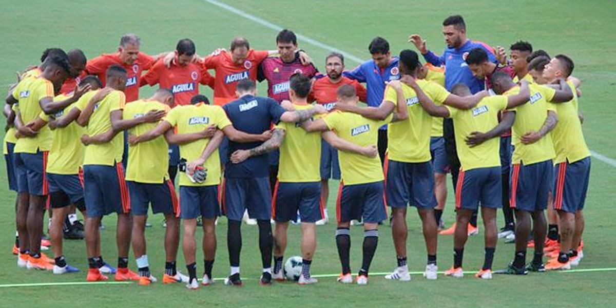 Selección Colombia empieza a concentrarse en EE. UU. para disputar la fecha Fifa