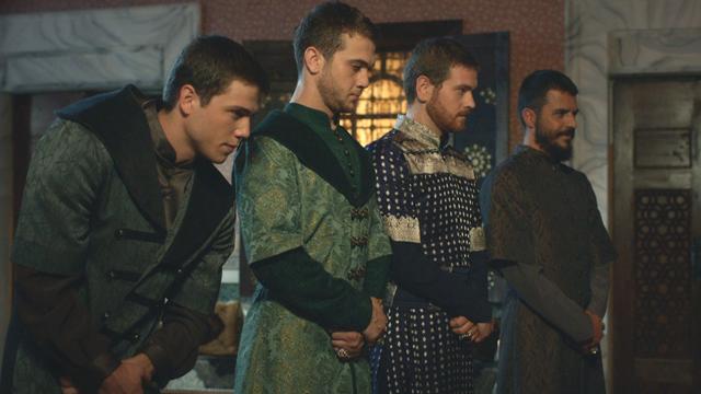 (FOTOS) Cuatro príncipes llegaron para robarse el corazón de las 'sultanadictas'