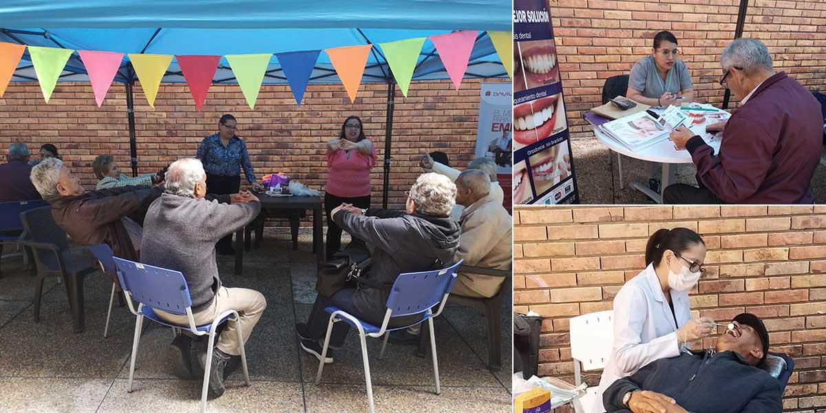 Tres días de celebración les dedicará Foncep a 10 mil pensionados del Distrito