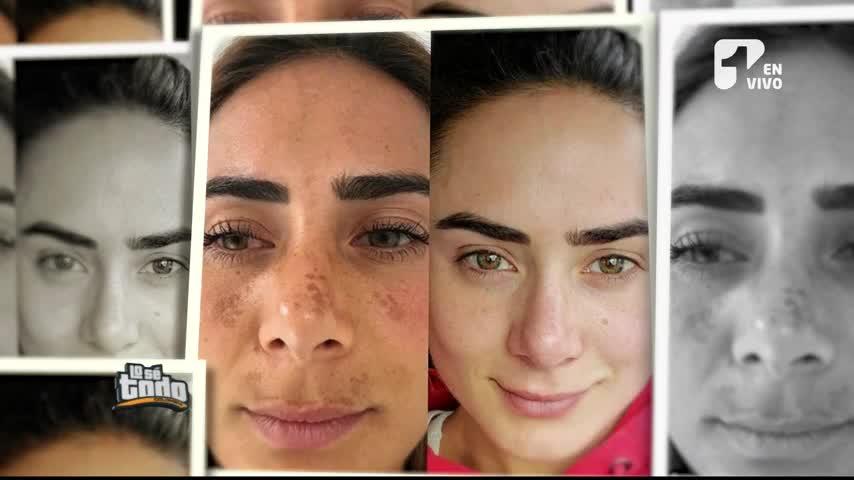 Los trucos que usa Johanna Fadul para recuperar y cuidar su piel