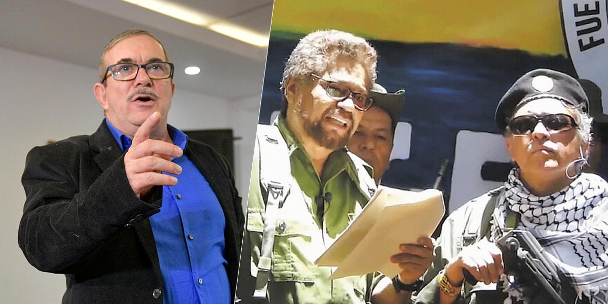 """'Timochenko' les pide a excombatientes de Farc no creer en los """"pajaritos"""" que les pintan Márquez y Santrich"""