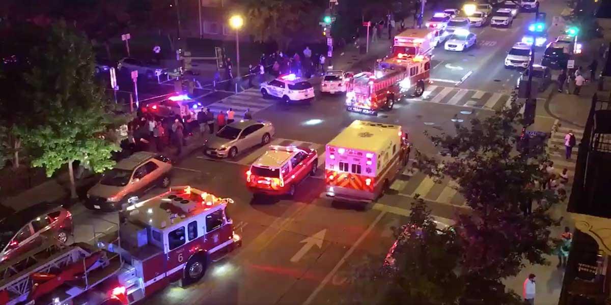 Al menos un muerto y cinco heridos deja tiroteo en Washington D.C