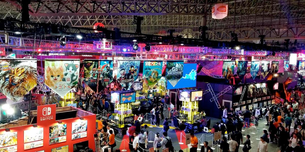 Tokyo Game Show estrena red 5G y reinventa videojuegos del ayer