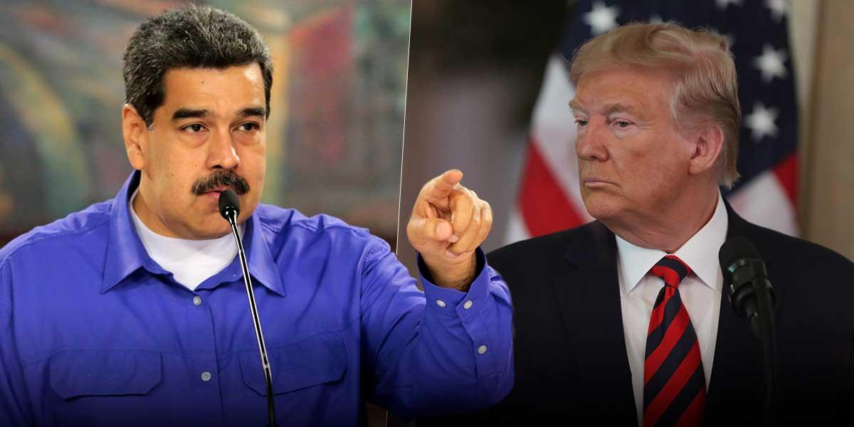 Maduro dice que EE. UU. pretende interferir en elecciones venezolanas de 2020