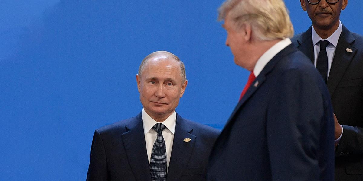 EE. UU. sacó de Rusia al informante que confirmó el rol de Putin en las presidenciales de 2016