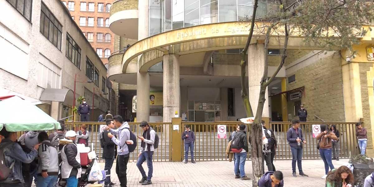 El señalamiento de presunta corrupción por más de $10.000 millones que activó las protestas estudiantiles de la Distrital