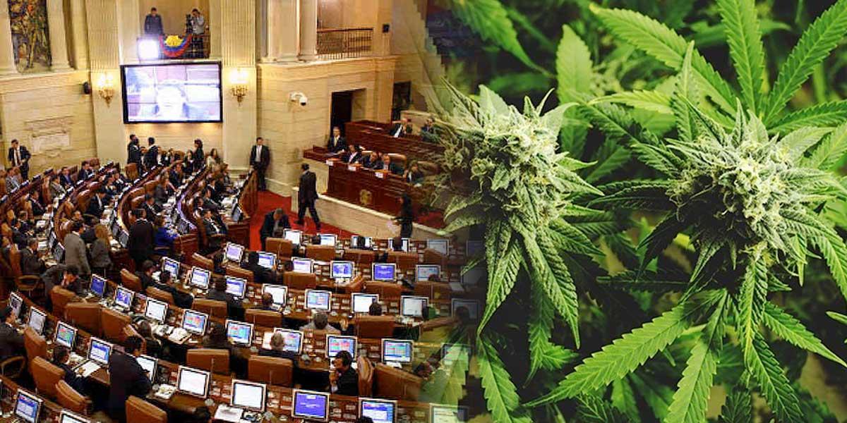 Regulación del cannabis con fines recreativos pasa su primera prueba en el Congreso