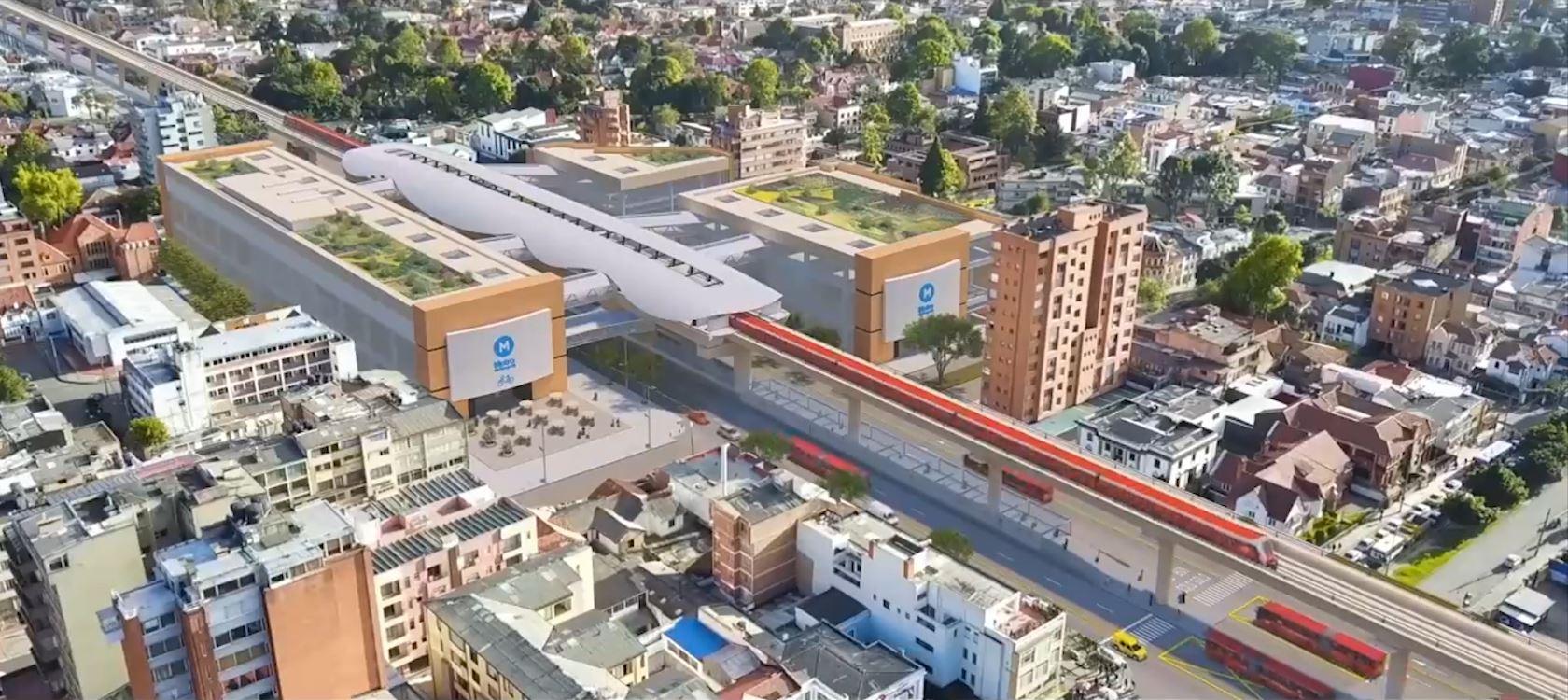 No existen acta ni testigos del cierre de la licitación del Metro de Bogotá