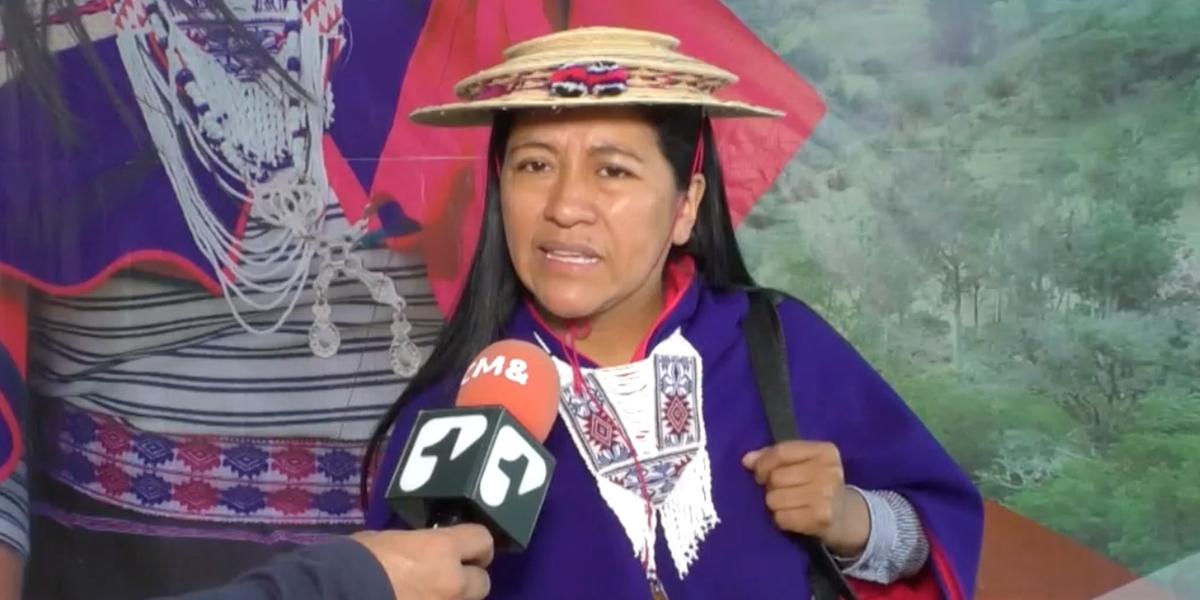 En Silvia, Cauca eligieron a la primera alcaldesa indígena
