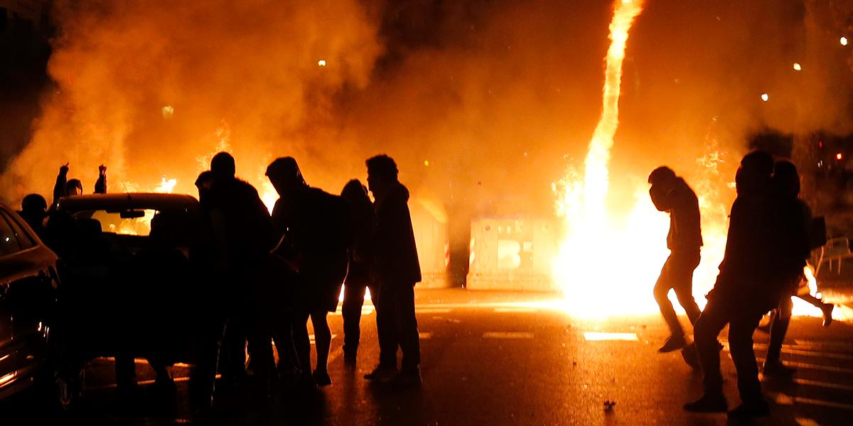 ¿Por qué se agudizan los disturbios en Cataluña?