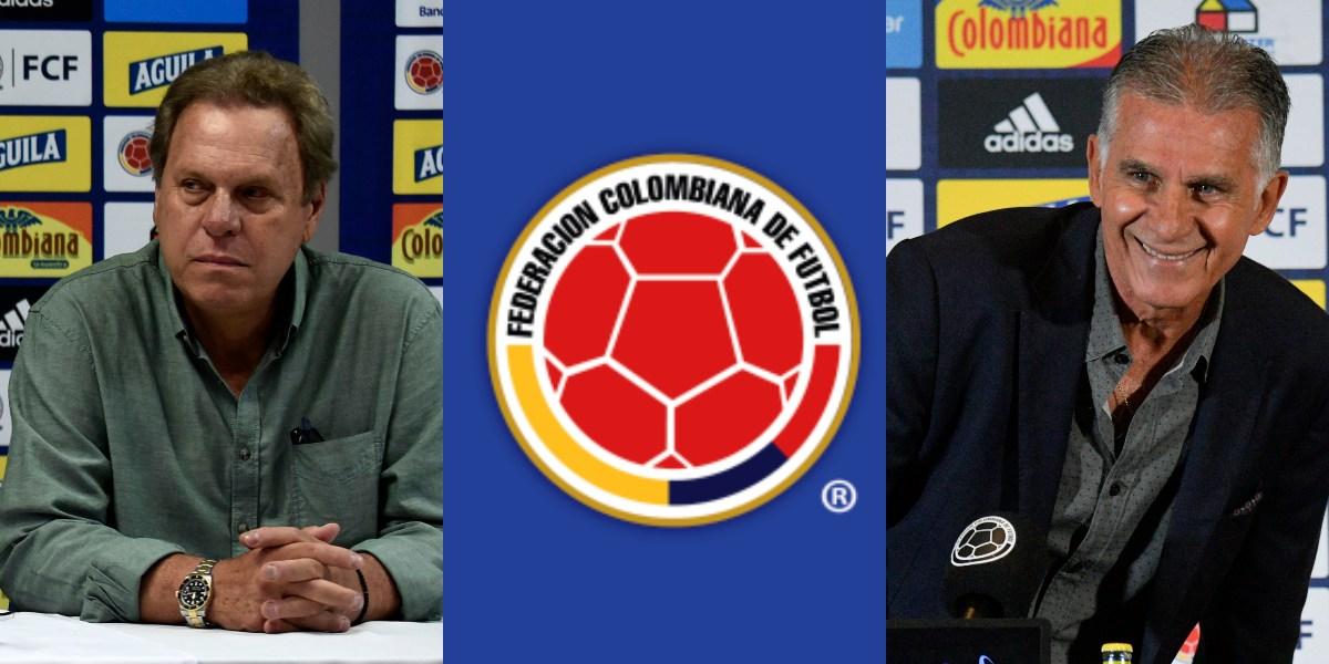 Las versiones (¿contradictorias?) de Queiroz, la Federación y Jesurún sobre la ausencia de James en la Selección