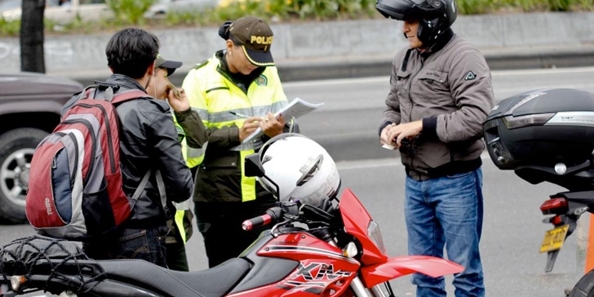 El nuevo y único punto para que motociclistas tramiten infracciones de tránsito en Bogotá