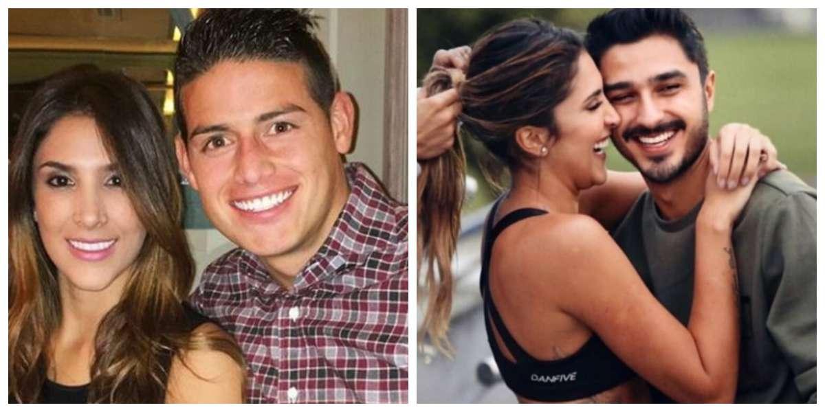 Daniela Ospina reveló cómo es su verdadera relación con James y aseguró que se quiere casar