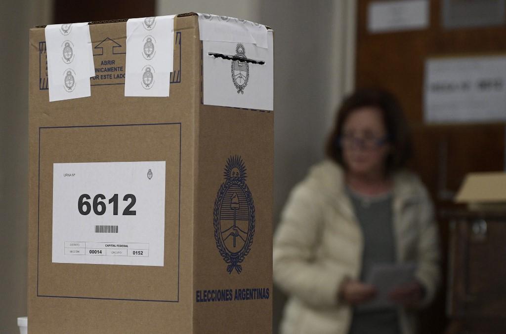 Argentina sale a las urnas para elegir su presidente