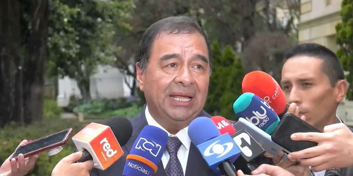 Alto riesgo electoral, denuncia el fiscal [e] Fabio Espitia