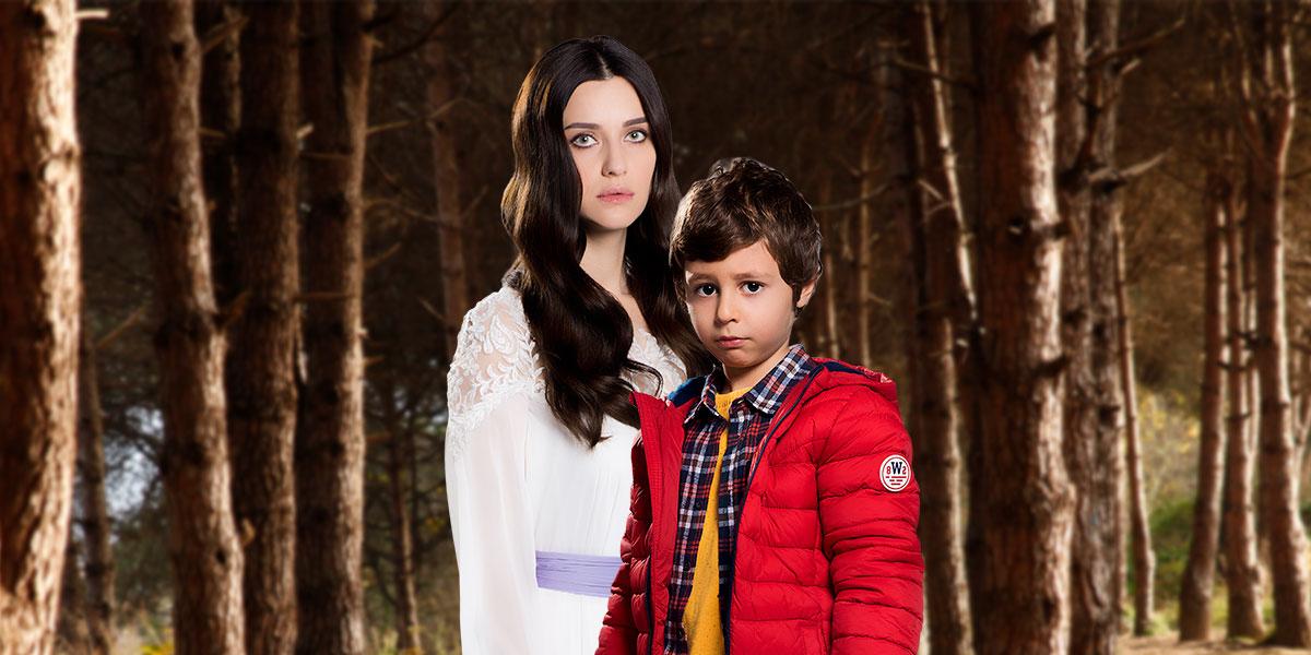 Fugitiva, la exitosa serie turca que llega a Canal 1
