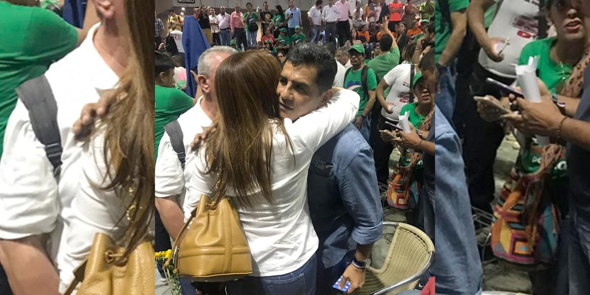 Candidato que puntea encuestas en Cali se declara en huelga de hambre por «campaña sucia en su contra»