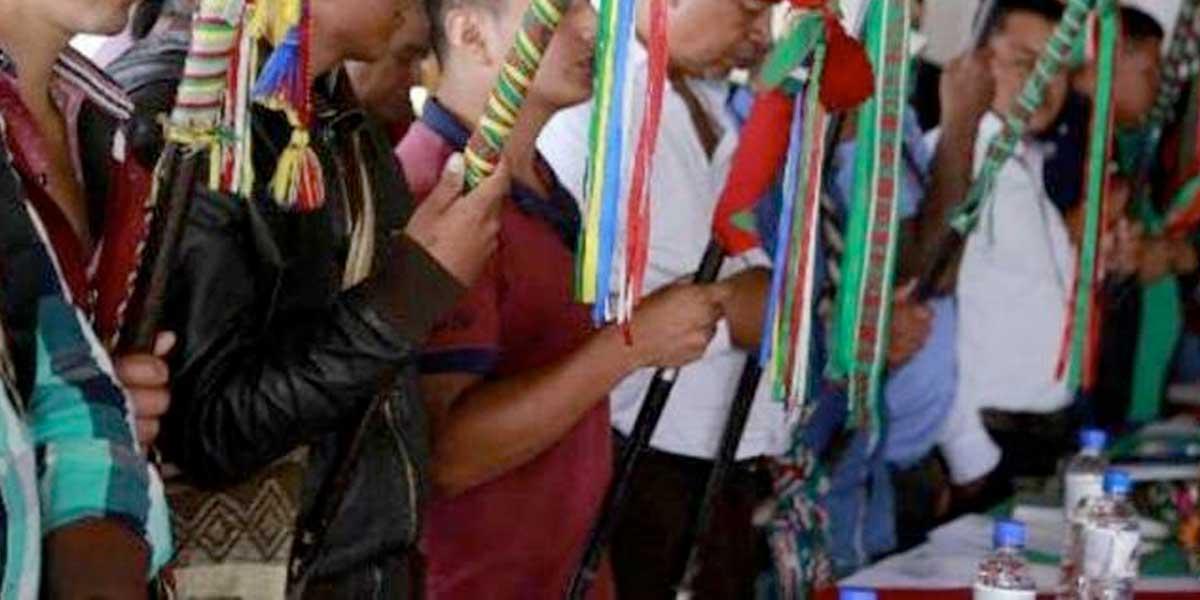 Ya son 43 los indígenas asesinados en Cauca en lo corrido del 2019