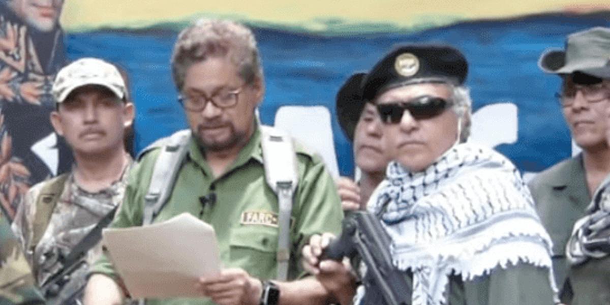 Farc expulsa a 'Santrich', 'Iván Márquez' y otros disidentes del partido