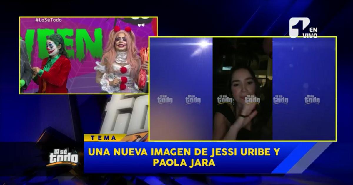 Tras revelar foto que confirmaría romance de Jessi y Paola Jara, nos llegó este video